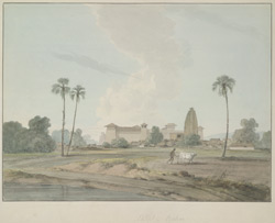 View of Deo (Bihar). March 1790